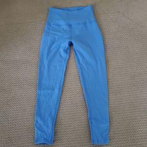 kate spade & Beyond Yoga Blue Womens Leggings S